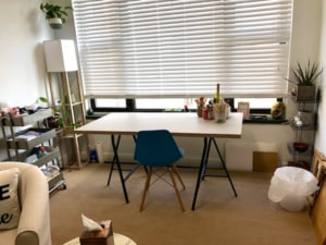 Office-art therapy area